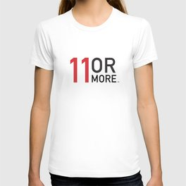 11 Or More Project Logo T-shirt