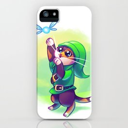 Cosplay Kittens - Kitten of Time iPhone Case