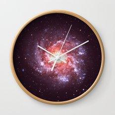 Star Attraction Wall Clock