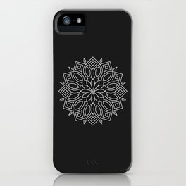 Mandala LIX iPhone Case