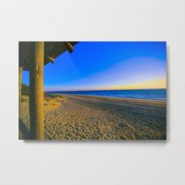 Rota Spain Beach 5 Metal Print