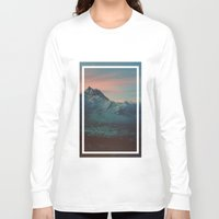 garden Long Sleeve T-shirts featuring Garden by Daniel Montero