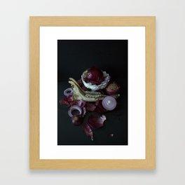 Chide Framed Art Print