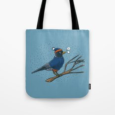 Annoyed IL Birds: The Robin Tote Bag