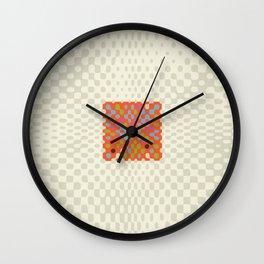 Game I, 1970 Wall Clock