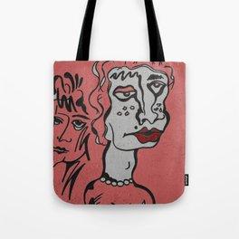 Treacherous sisters Tote Bag