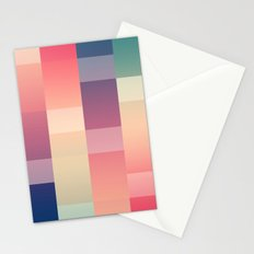 Abstract Sunset #society6 #decor #buyart Stationery Cards