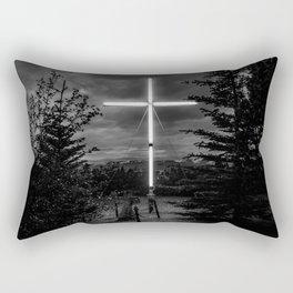 Husavik cross Rectangular Pillow