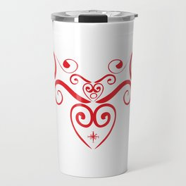 ANGEL'S HEART Travel Mug
