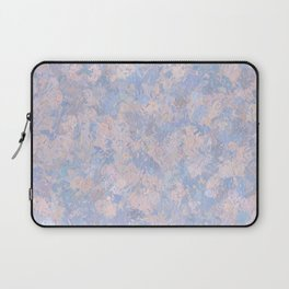 Rose Quartz and Serenity Blue 4644 Laptop Sleeve