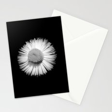 Fleabane B and W Stationery Cards