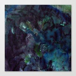 Vellum Bliss No. 7D by Kathy Morton Stanion Canvas Print