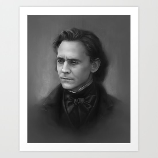 Sir Thomas Sharpe Art Print