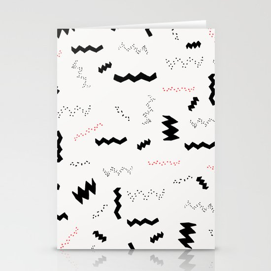 Graphic 8 Stationery Cards