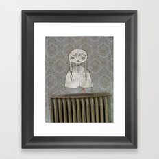 Ghost no. 1 Framed Art Print