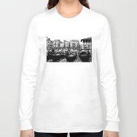 venice Long Sleeve T-shirts featuring Venice by Karina Faiani