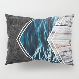 Striped Materials of Nature IV Pillow Sham
