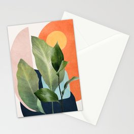 Nature Geometry VII Stationery Cards