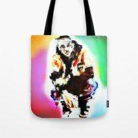 waldo Tote Bags featuring Waldo  by Enna