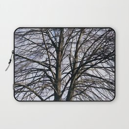 Stained Glass Tree Laptop Sleeve