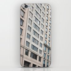 Shapes of New York City iPhone Skin
