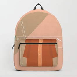 Clothes rack Backpack
