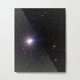 Albireo (vertical version) Metal Print