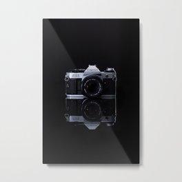CANON AE-1 Metal Print