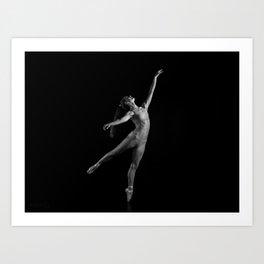Ballet #1 Art Print