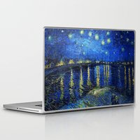 van Laptop & iPad Skins featuring Van Gogh by Palazzo Art Gallery