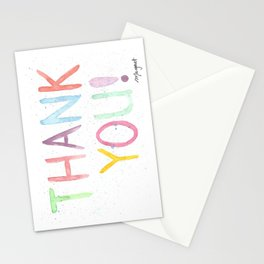 Exuberant Stationery Cards