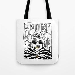 Pimp C Tote Bag