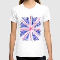 uk T-shirts featuring UK by R.Bongiovani