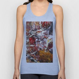 Round About Unisex Tank Top
