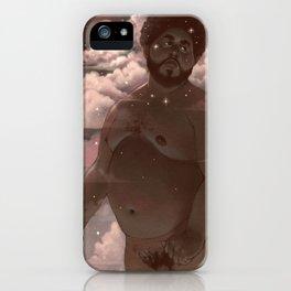 Clouds in the Dark iPhone Case