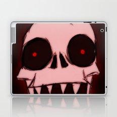 Screaming Wraith Skull Laptop & iPad Skin