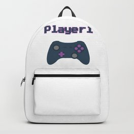 Player 1 Backpack