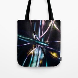 Highway interchange Tote Bag