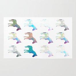 Equus Series II: Herd Rug