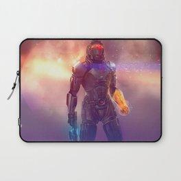 Shepard's Last Stand Laptop Sleeve