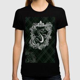 Shield green Snake T-shirt