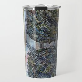 Tselinograd - Astana - Inception Travel Mug