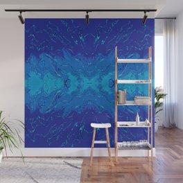 Night Energies Abstract Watercolor Wall Mural