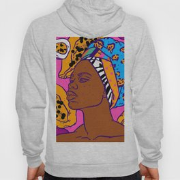 African inspiration Hoody