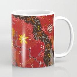 Aboriginal summer Coffee Mug