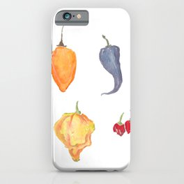 The Kings of Capsaicin iPhone Case