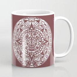 Mayan Calendar // Redwood Coffee Mug
