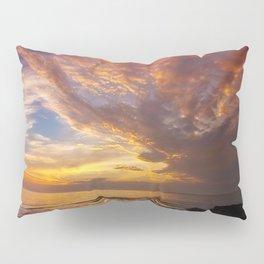 Lingering Sunset Pillow Sham