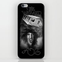 oz iPhone & iPod Skins featuring Oz by Magdalena Almero