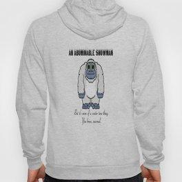 Abominable Snowman Hoody